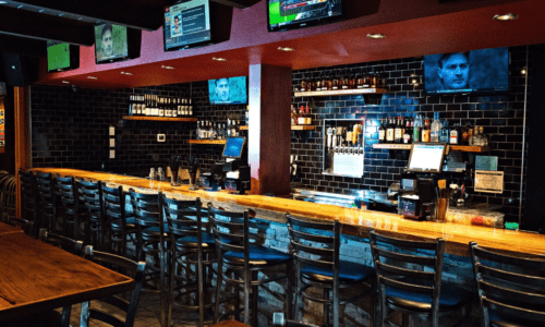 Mac s Bar and Grill Pendleton