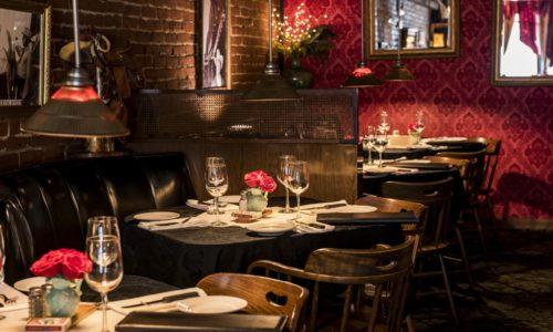 Tables at Virgil's 2