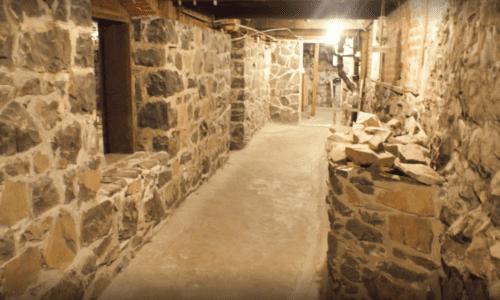pendleton underground tours