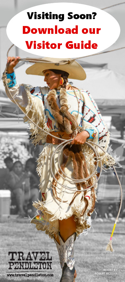 Cowgirl Indian Lasso