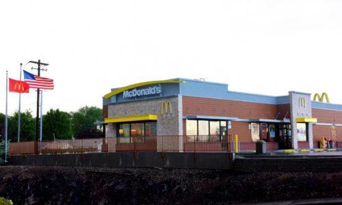 McDonald's Exterior - Trini Hank